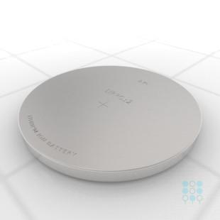 LIR3032 Coin Cell, 30mm, 120mAh, 120mA, 3 7V, Grade A